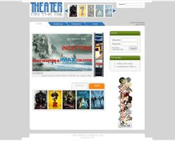 Theater-On-The-Go Web Design by Sp0rtskiller03