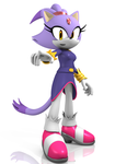 Blaze the Cat 2012 by Argos90