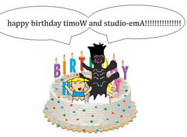 birthday gift for timoW and studio-emA by boogeyboy1