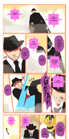 Overwatch Comic: Brothers Page 6 by Fruitloop-chan