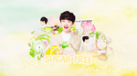 [Wallpaper] Sugar free~(D.O.) by RinFoxie