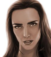 Jennifer Connelly by HaywireVisions