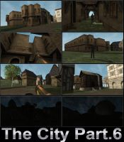The City Part.6 by DennisH2010