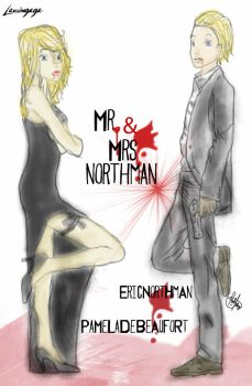 Mr. and Mrs. Northman by Lauinogaga