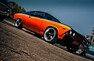 Chevelle by prospiderman