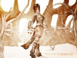 Into the Wastelands by DesignsByEve