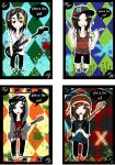 Pierce the Veil Playing Cards by capochi