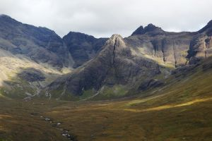 Scottish Mountains by xcxNinuixcx