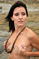 Cassie - wooden beads revisited 1 by wildplaces
