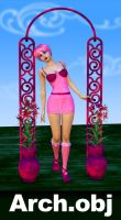Arch obj File by parrotdolphin