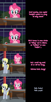 Pinkie Says Goodnight - Muffin But A Thang by Undead-Niklos