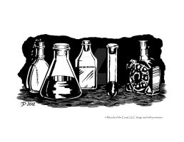 Potions by JeffDee
