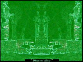 Diseased Altar by Dannius