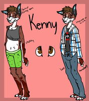 kenny reference [secondary sona] by hitler-san