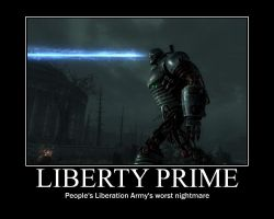 Liberty Prime... by Nemu-Asakura
