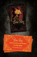 business card for wicked ppl2 by sounddecor