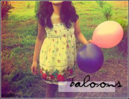 Baloons by anjali95