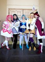 Best Friends Forever!! - Madoka Magica by SparklePipsi