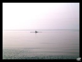 The Canoe by arsenica