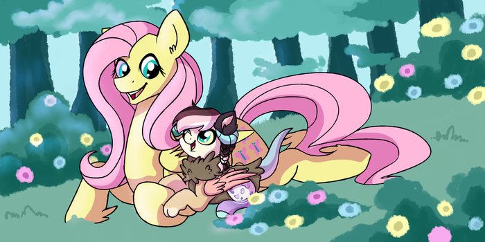 Commission- Foal by mississippikite