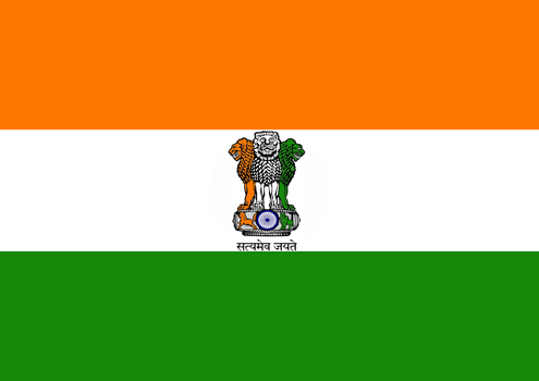 Alternate India Nation Ensign By S.R. Barlow by StephenBarlow