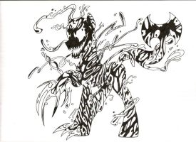 DOFP Ponified Carnage by jmkplover