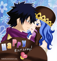 Gruvia for Klara by RuRinify