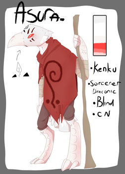 Asura- Quick ref by MouthFocus