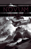 NOVUM TRILOGY BOOK COVER by SandroRybak