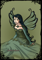 November the Fairy by PiccoloFreakNamick