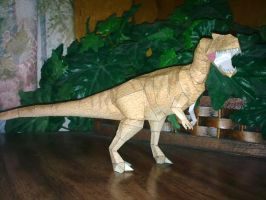 Allosaurus Papercraft by CalleStar
