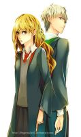 Want More Dramione !!! by fingernailtreez