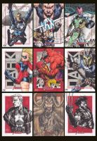 Marvel Greatest Heroes Preview! by JesterretseJ