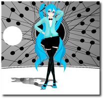 Formal Miku - Download by SapphireRose-chan