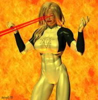 Ultrawoman 02 by hotrod5