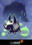 Halloween sheep by iktis