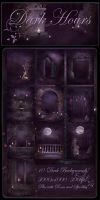 Dark Hours backgrounds by moonchild-lj-stock