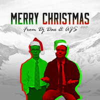 Merry Christmas from DJ DAX and AJS by Crazed-Artist