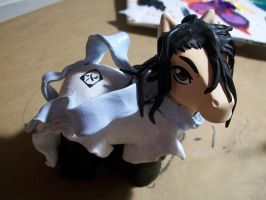 Byakuya Custom MLP by naruto32