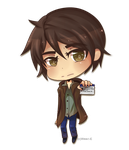 SPN: Sam Winchester by Ween-E
