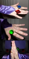 Frollo Rings by ChristineFrollophile