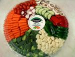 Fresh Veggie Platter XL by DoctorTonyStarkWho