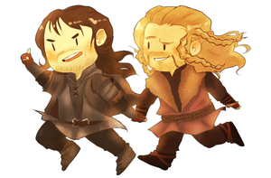 THE HOBBIT: adventure!! by godheads