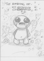 The binding of Isaac by subject-Delta2