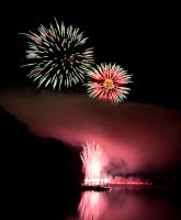 Fireworks Ignis Brunensis #4 by Utopia308