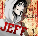 Jeff the Killer [2] by sherlleen