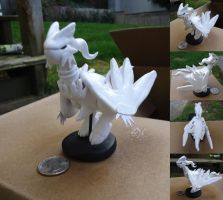 Reshiram Figure by SaltESweet