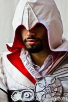 Ezio Auditore by kamikazecosplay