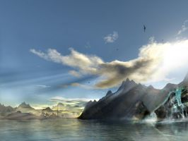 Terragen - So Close by tigaer