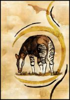 The Orient - Okapi by BreakthroughDesigns